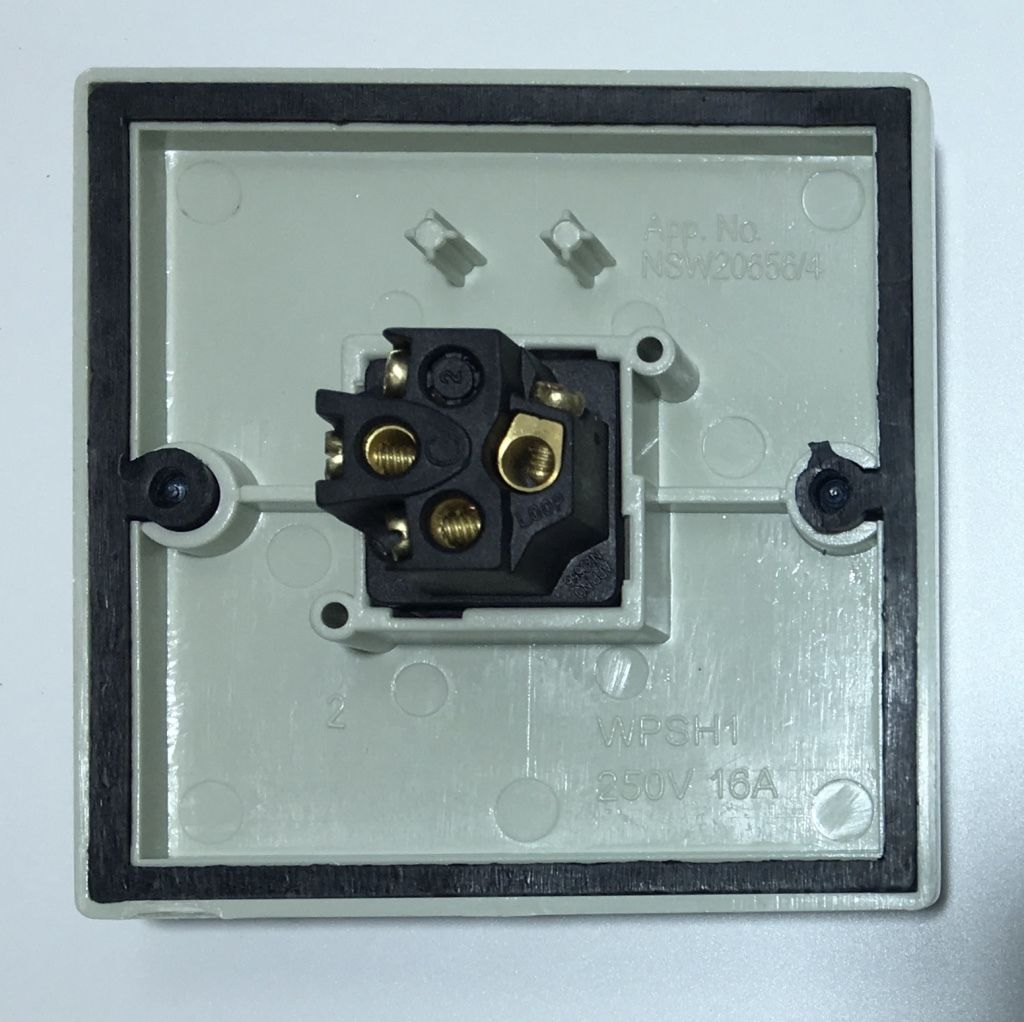 15 amp single 1 gang switch ip rated outdoor wa